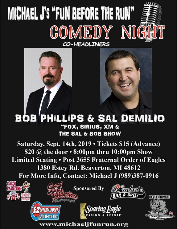 Comedy Night Tickets